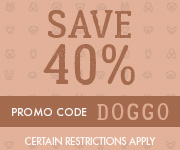 Save with promo code DOGGO